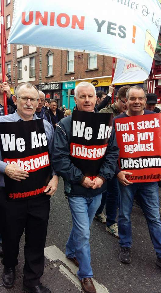 Six found not guilty of false imprisonment in Jobstown trial https://t...