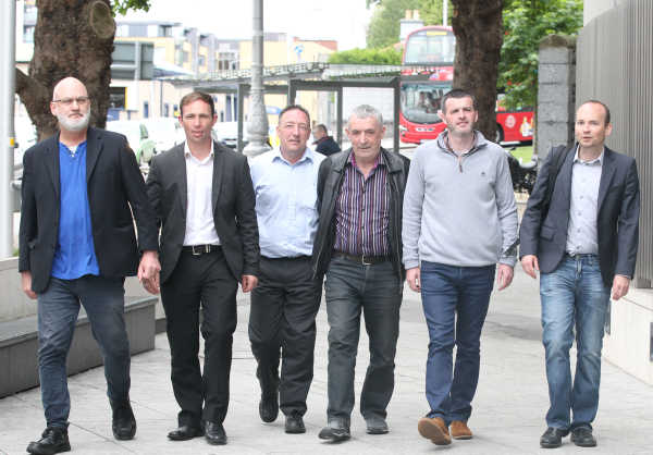 #BREAKING All six Jobstown protest men found not guilty #JobstownNotGu...