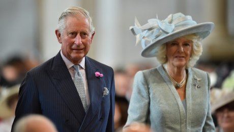 Prince Charles, Duchess of Cornwall begin Canadian tour in Iqaluit htt...