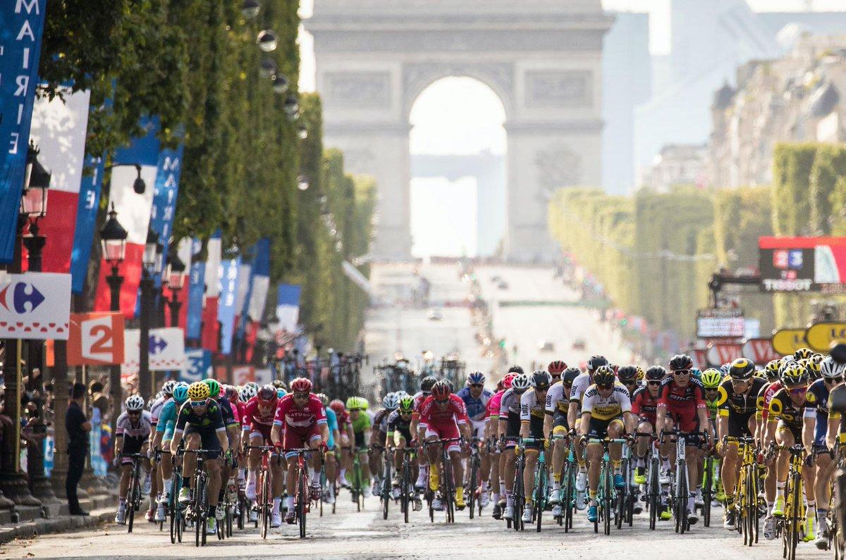 Diretta Tour de France Streaming Live dove vedere le 21 tappe de