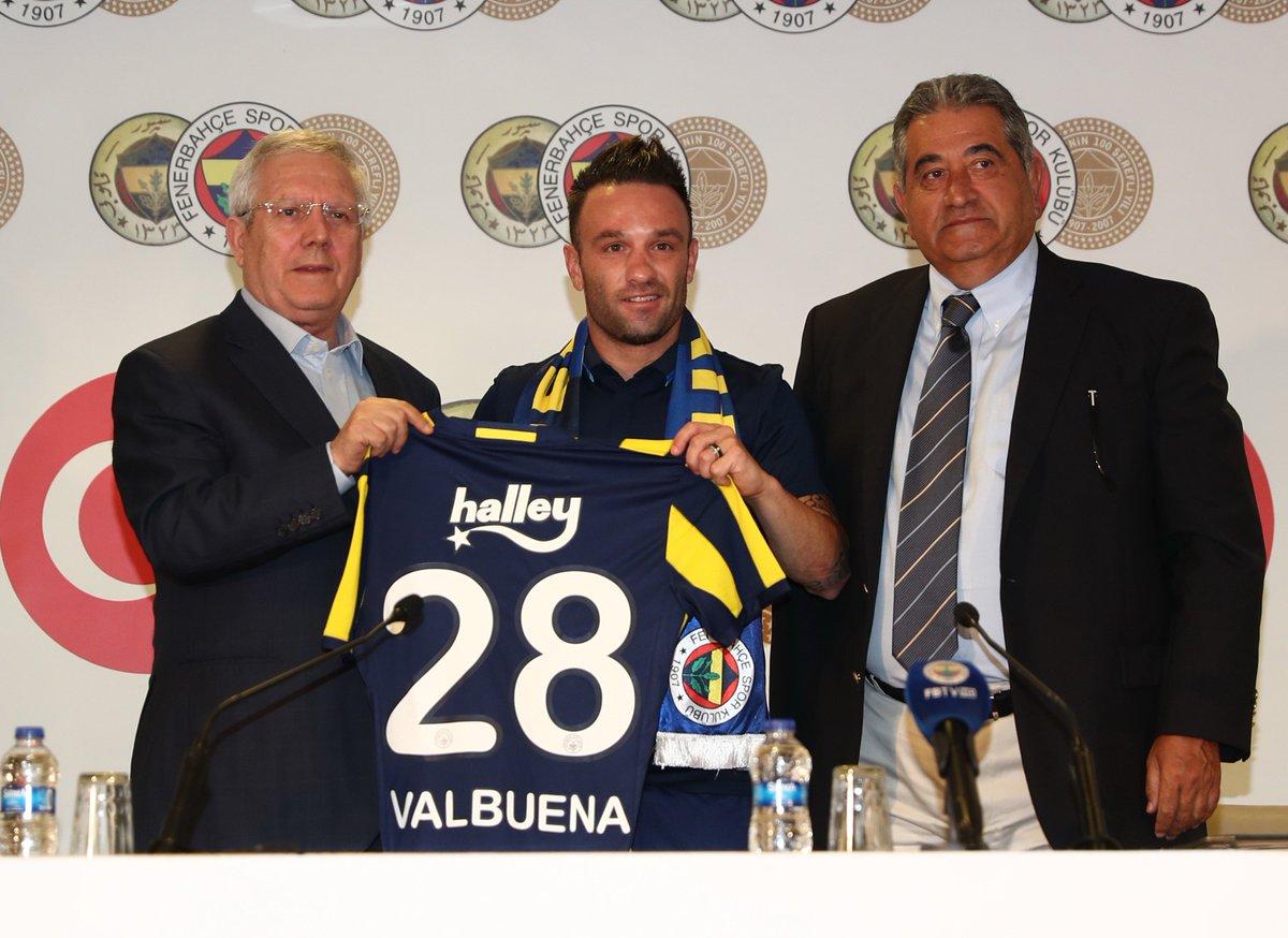 Mathieu Valbuena: 'Fenerbahçe Büyük Bir Kulüpten Ötesi' (@MathieuVal8)...