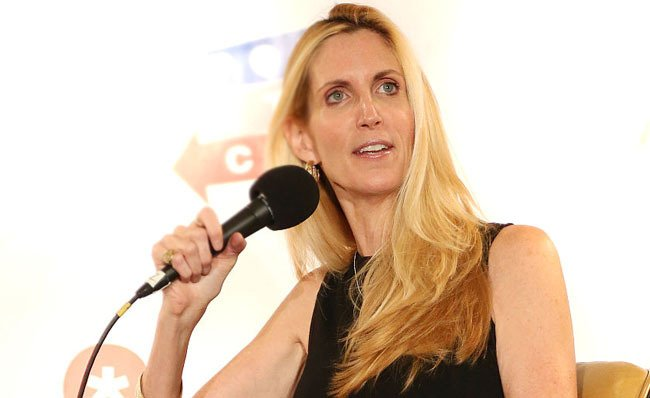 Ann Coulter continues dragging Sean Hannity over his blind love for Tr...