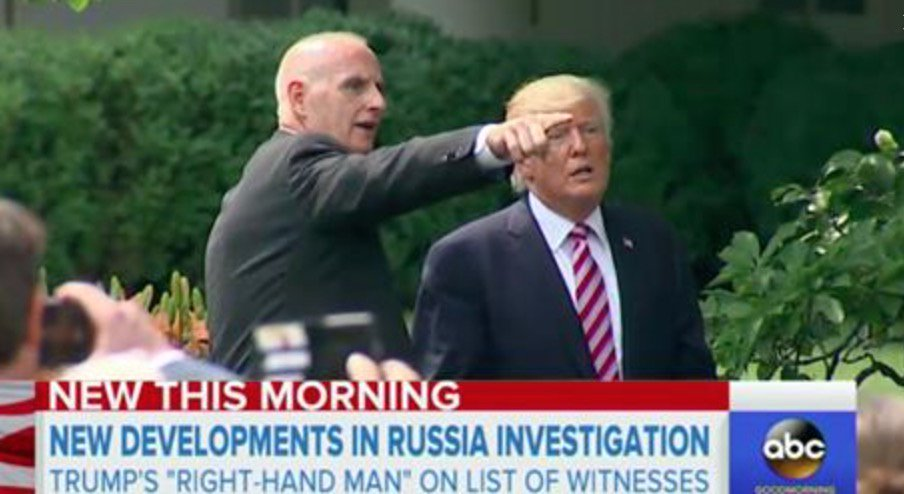 Russia Probe Now Expands to Trump Aide and Bodyguard Keith Schiller ht...