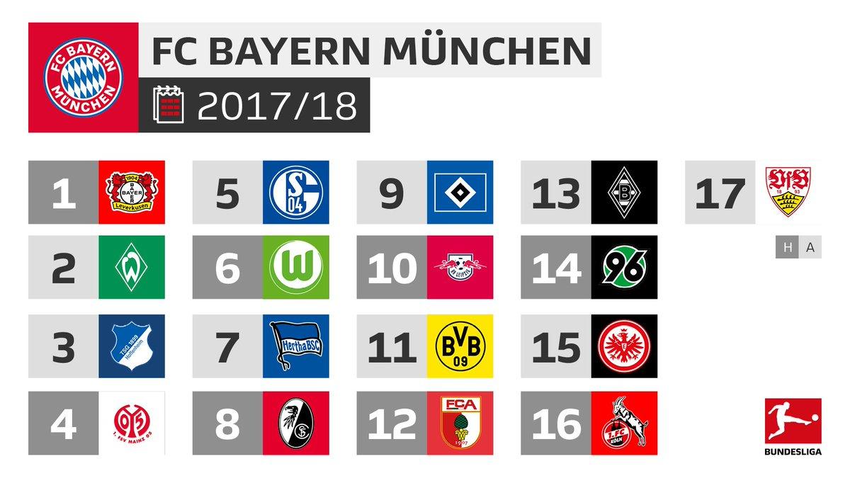 Bundesliga Calendario.Bundesliga Espanol على تويتر El Calendario Del Campeon