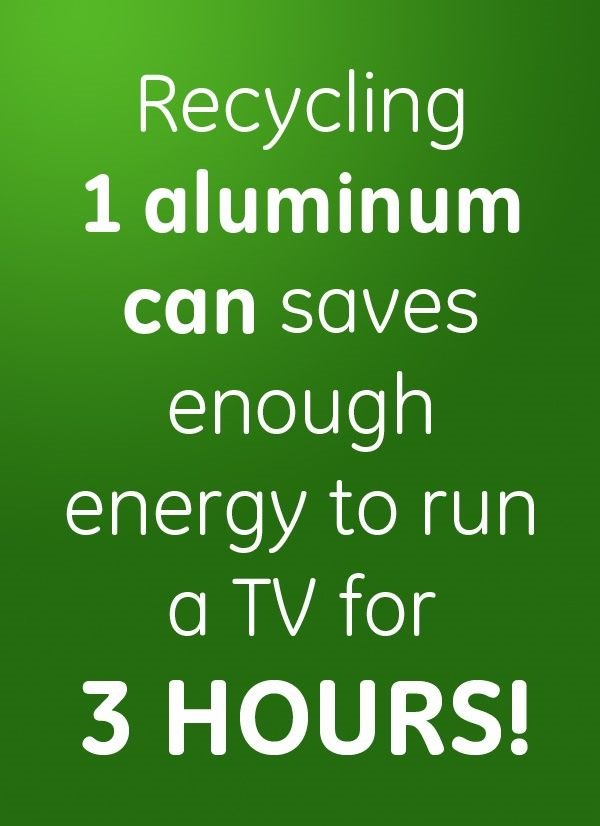 In the time taken to read this tweet, 50,000 more aluminium drinks cans will have to be made. #ThursdayThoughts #savetheplanet #recycle<br>http://pic.twitter.com/mjeknESn8g
