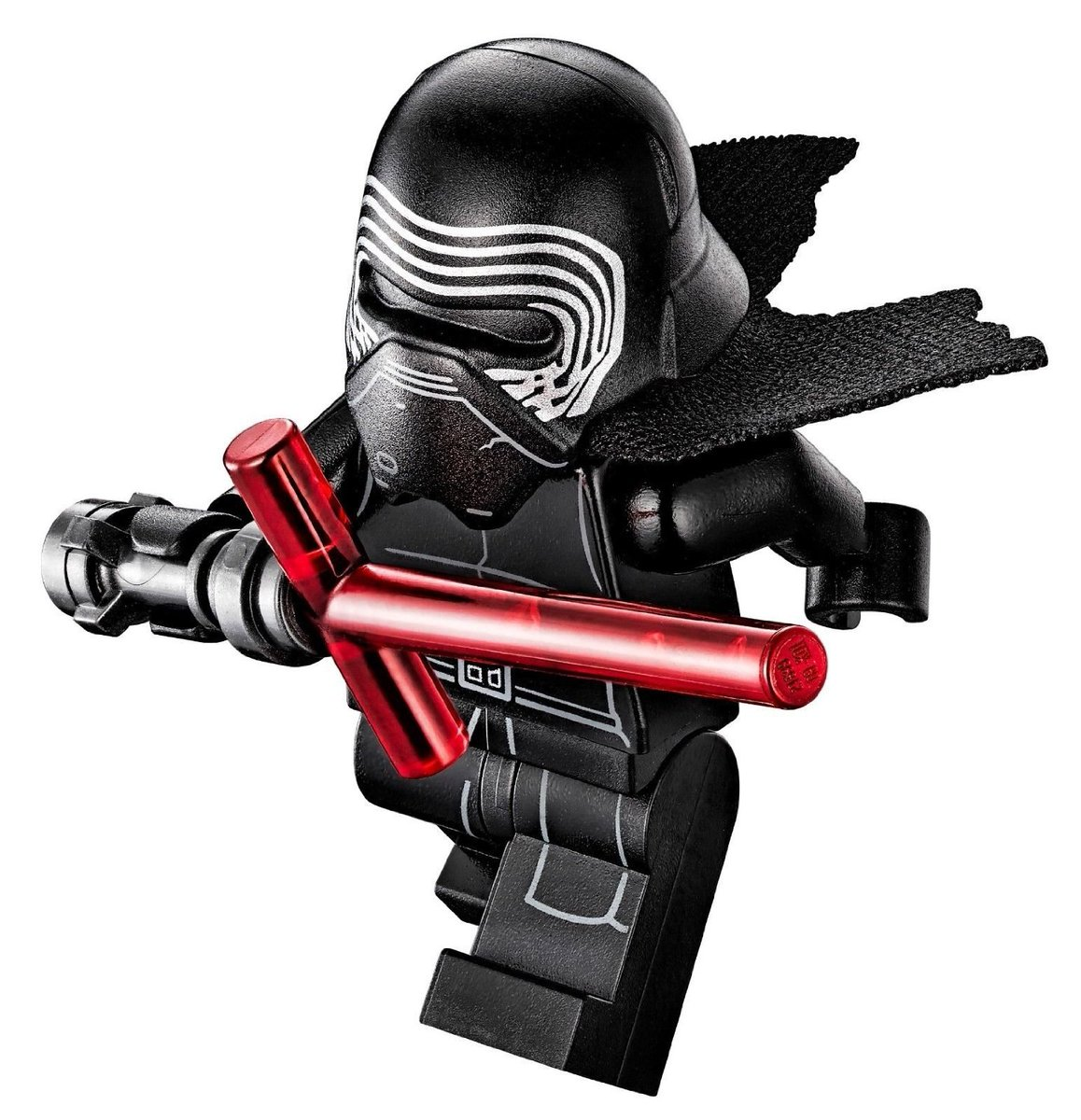 LEGO Star Wars - Kylo Ren minifigure with light saber https://t.co/ATy...