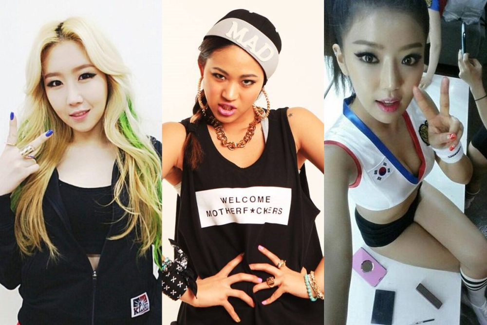 Mafia Records says Nada, Dain, and Jinju's contracts have not been ter...