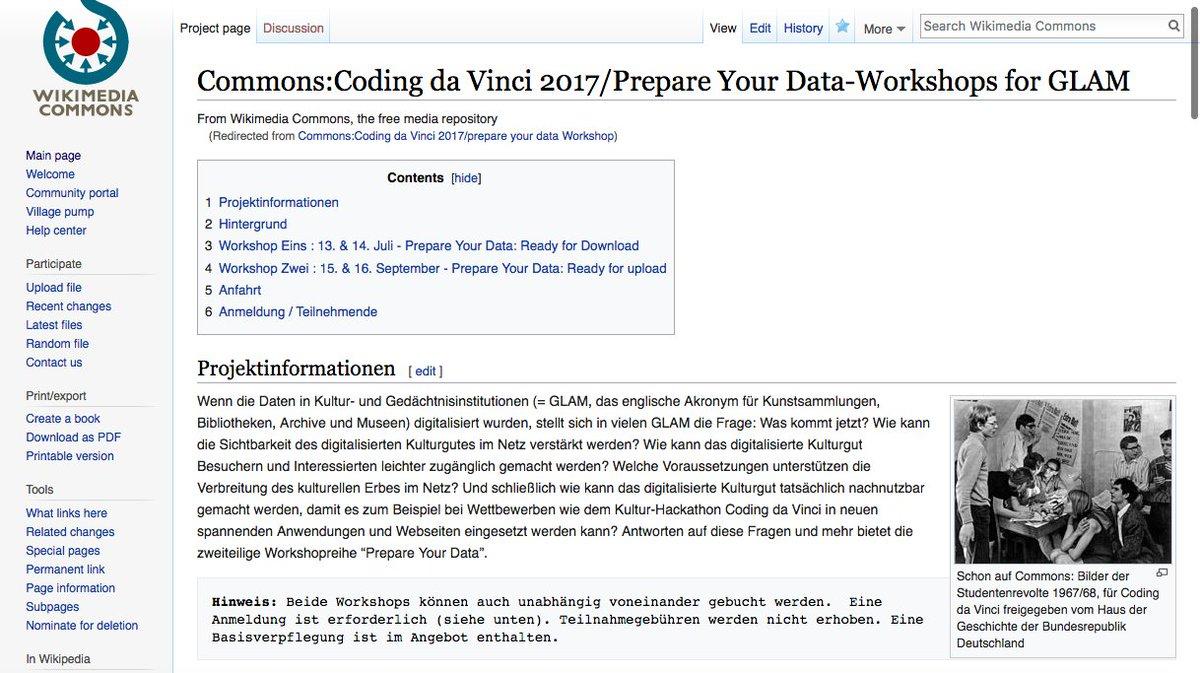 Daten-Websites wikipedia Was mich ein Modell über die Jagd nach Möglichkeiten gelehrt