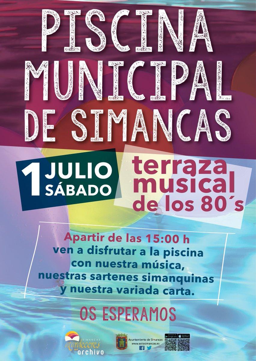 Ayuntamientosimancas On Twitter 1 De Julio Mucho Que
