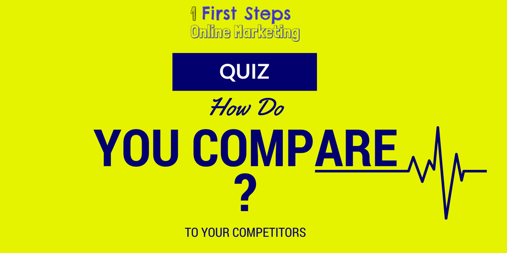 How is your #onlinemarketing doing? Find out with this 2 minute quiz:  http:// ift.tt/2rt4TY6  &nbsp;  <br>http://pic.twitter.com/pnWz9TUUEn