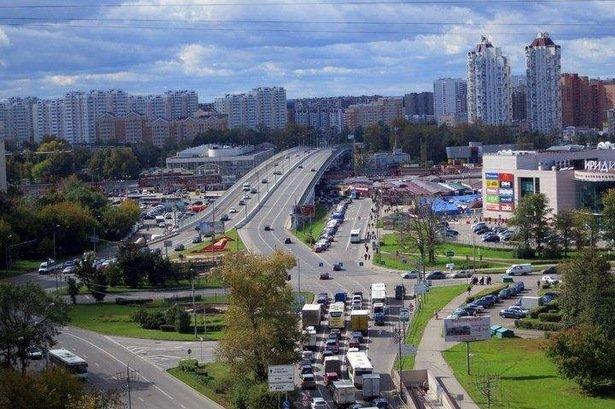 схема организации движения транспорта по территории