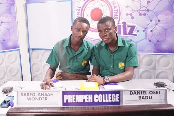#PulseGhana  At the end of round 1:  Adisadel College: 13 St Thomas Aq...