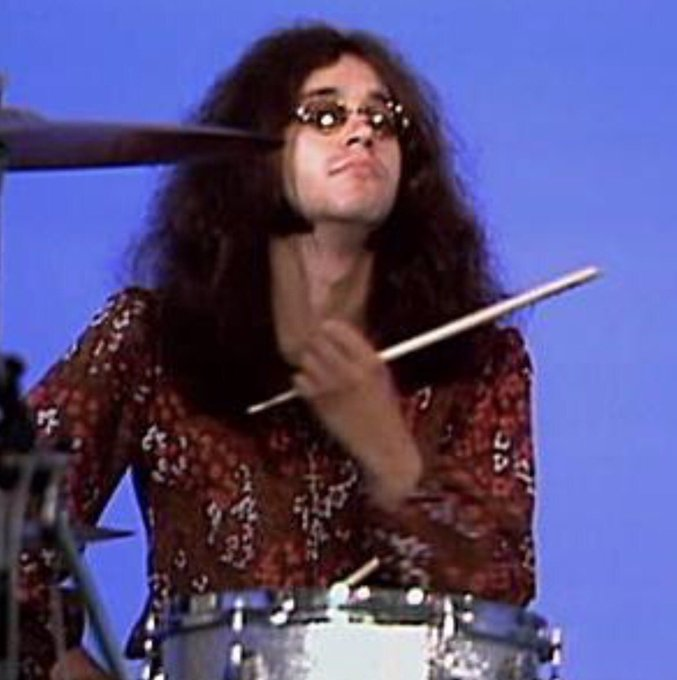 06/29/1948  Happy Birthday, Ian Paice , drummer, songwriter and producer of Deep Purple