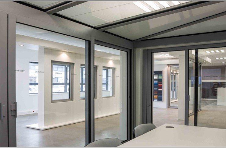 le point services technal de lyon fait peau neuve nouveau showroom et nouvelle faade