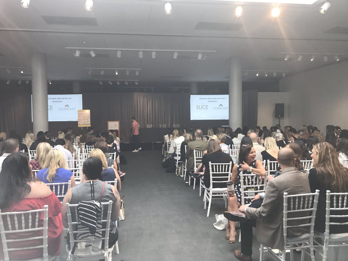 Happy Social Media Day!  #SMDayPHL is SOLD OUT! https://t.co/MloncT5ET...