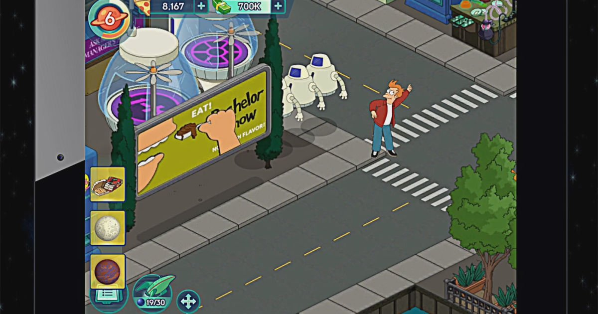 The 'Futurama' crew returns today in a new mobile game https://t.co/wW...