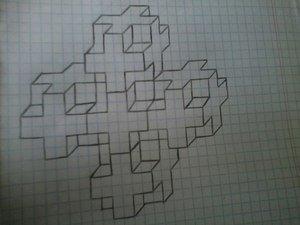 Рисунки по клеточкам когда скучно на уроке