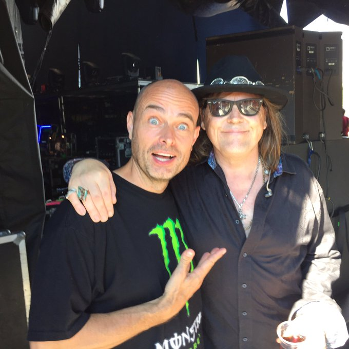 On This Day - June 29th 1953. Dokken vocalist and namesake, Don Dokken, is born. Happy Birthday Don!