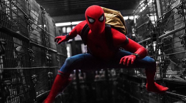 Peter Parker just loves being Spider-Man in the terrific 'Spider-Man:...
