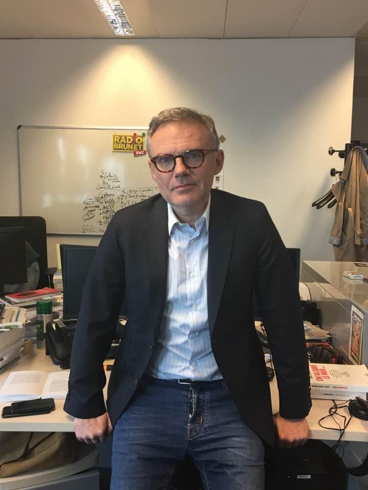Voici le #PortraitOfficiel de mon quinquennat à la tête de #RadioBrune...