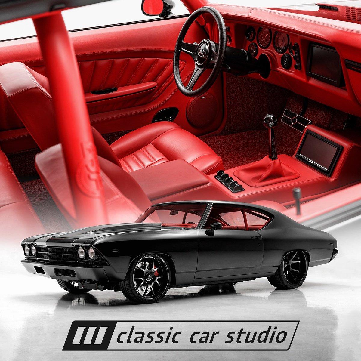Classic Car Studio on Twitter: \