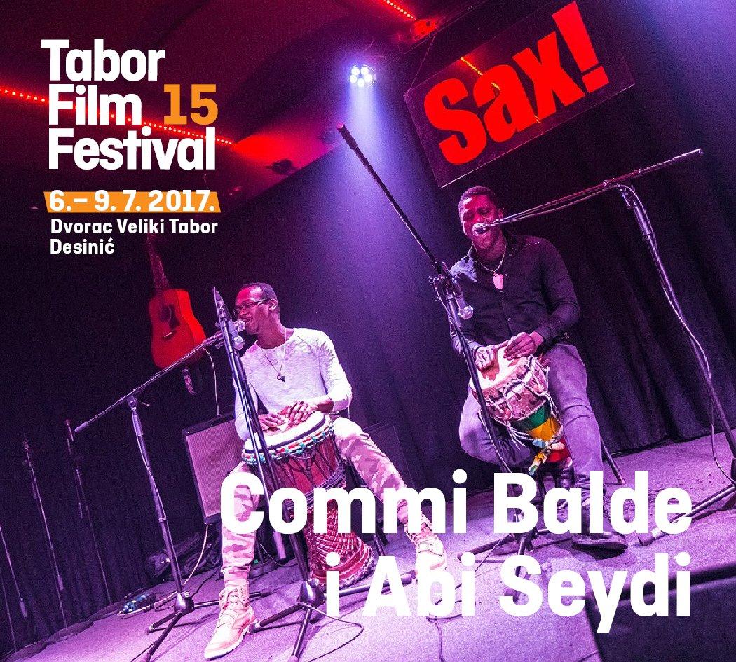 U sklopu suradnje s inicijativom Dobri domaćini održat će se i Afro Djembe Dance radionica pod vodstvom senegalskih umjetnika Commija&Abija!