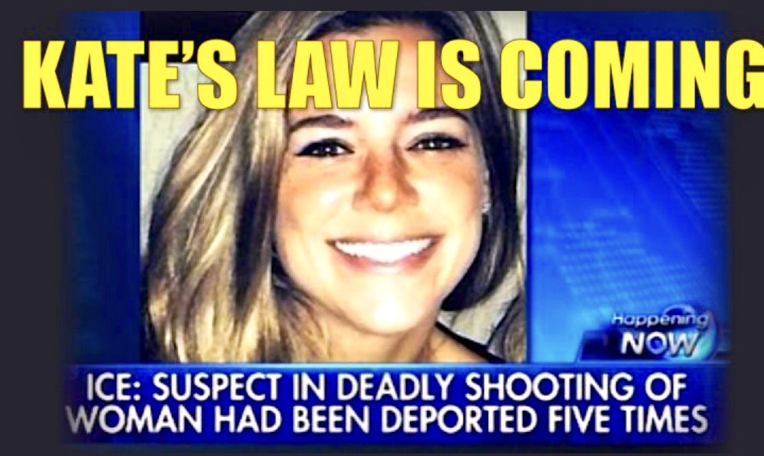 It's about time, don't you agree?! #KatesLaw #maga https://t.co/aLeQ7W...