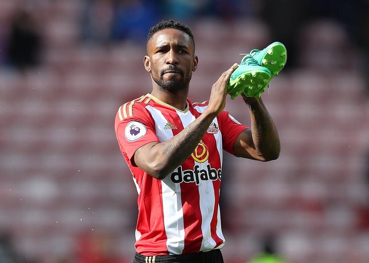 DONE DEAL: Jermain Defoe has joined Bournemouth from Sunderland on a t...