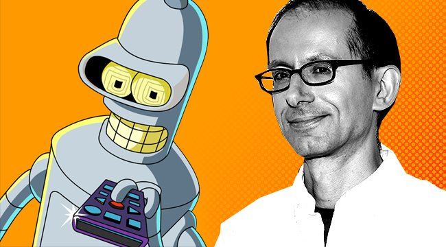 David X. Cohen discusses the past, present, and legacy of #Futurama ht...