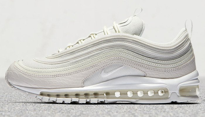 NEW 'Summit White' Nike Air Max 97 drops in Nike SNKRS at 10 am ET: ht...