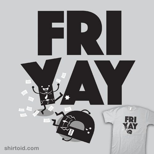 'Friyay!' by @ndikol is $7 for a limited time https://t.co/A1vjXtXnt3...