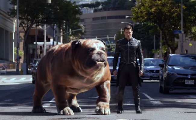 Marvel's #Inhumans looks a little #GameOfThrones-y in its first traile...