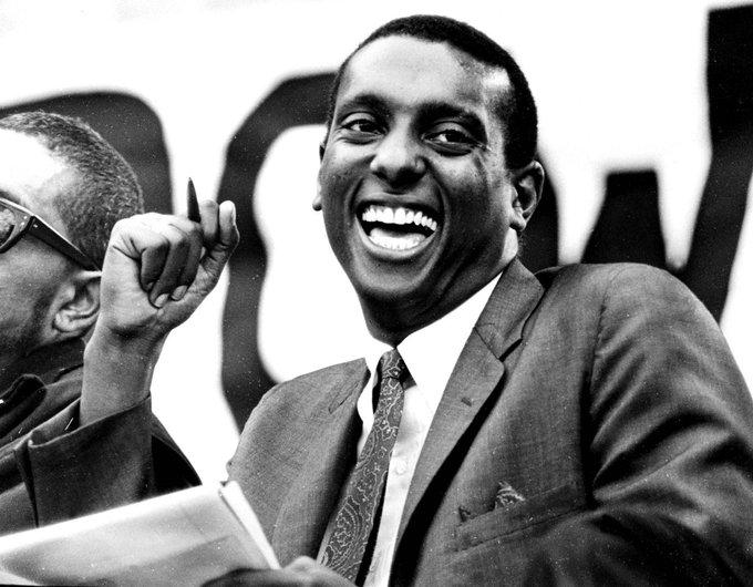 Happy Birthday to political activist Kwame Ture aka Stokely Carmichael