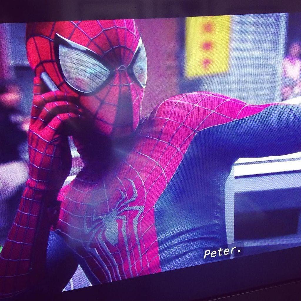 The Amazing Spiderman 2 #netflix #spoiler #emmastone #ojazos https://t...