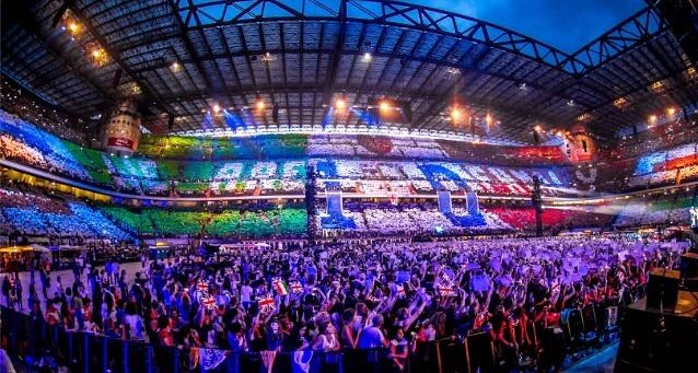 #3YearsSinceWWATSanSiro 😍 https://t.co/sAWk0wgN9p