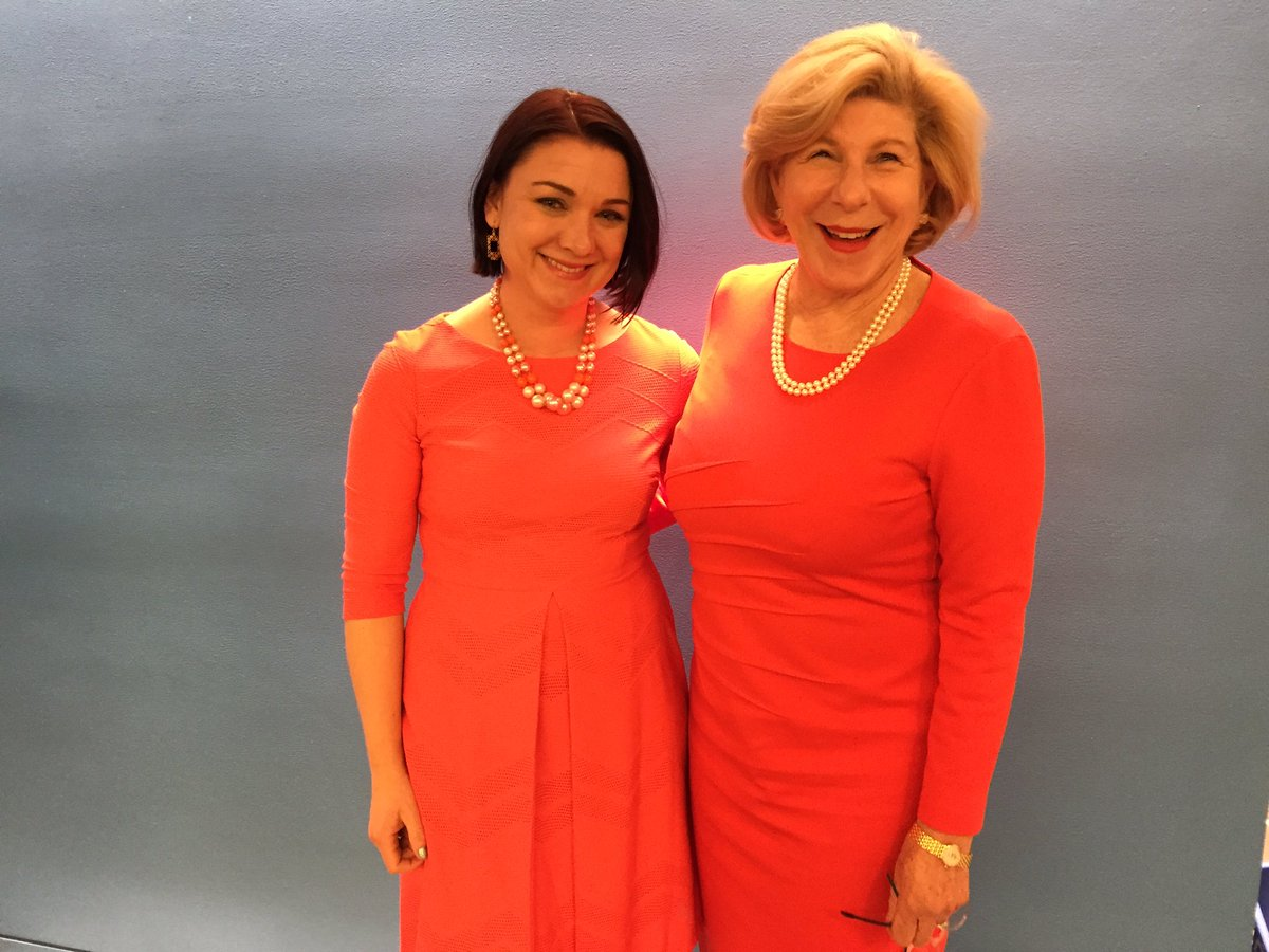 Grateful for the #WomenOfNPR like @NinaTotenberg who blazed the trail,...
