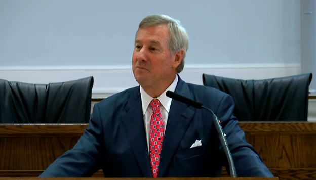 Montgomery Mayor Stranger talks crime issues in the city WATCH>>...