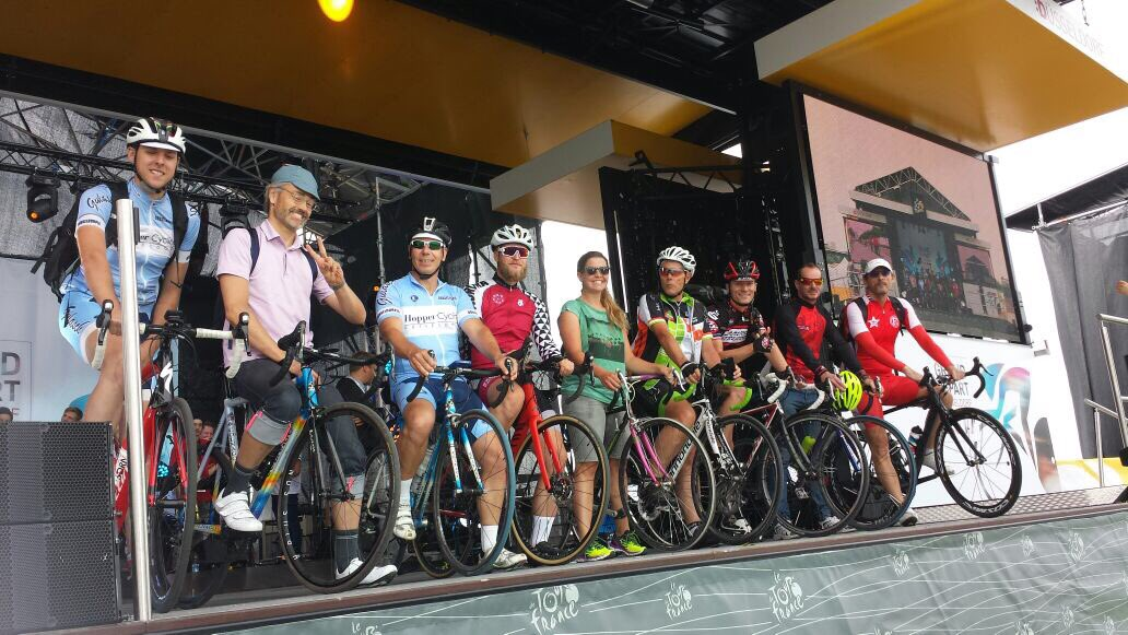 Le Tour Dusseldorf On Twitter First Team 9 Local Riders On Stage
