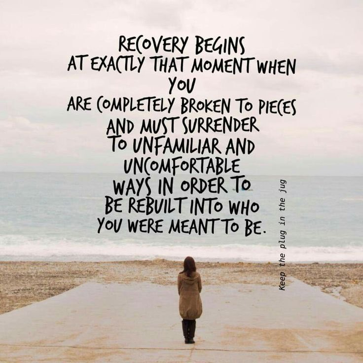 Addiction Recovery Quotes Magnificent Inspirational Quotes About Addiction Recovery  Thriveworks