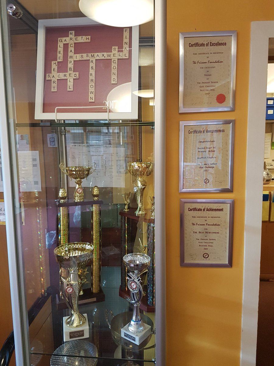 The Trophy Cabinet Looks Great With Our Three Awards From FrissonScot Thank You To Everyone Who Has Supported Us Tco 8q8jWwtdUm