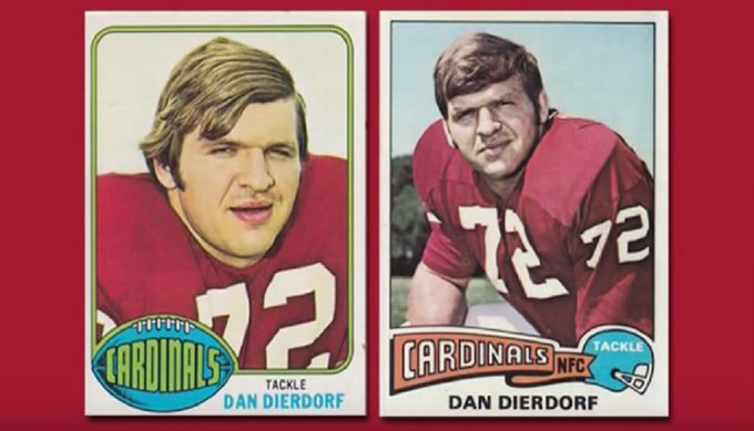 Happy Birthday, Dan Dierdorf...We celebrate some of the legend\s highlights: