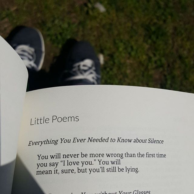 when i say i love you i mean it poems