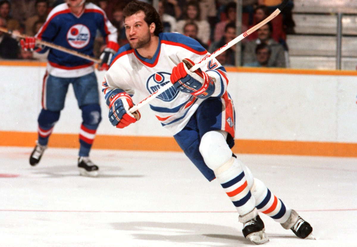 Image result for dave semenko oilers
