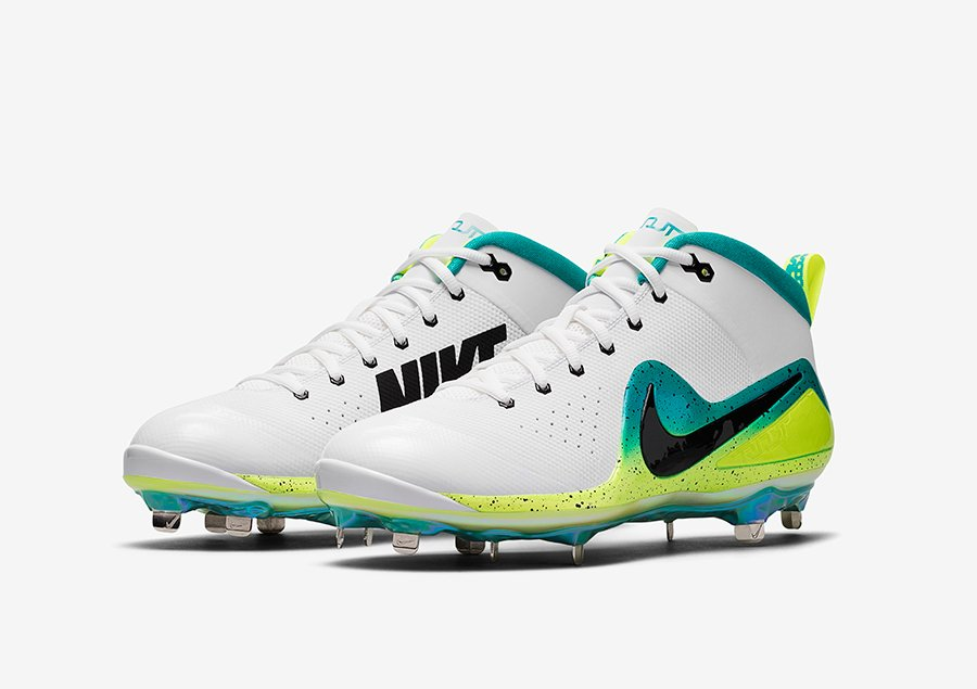953d39de50fa2 designing mike trouts fourth signature cleat started in nikes research lab