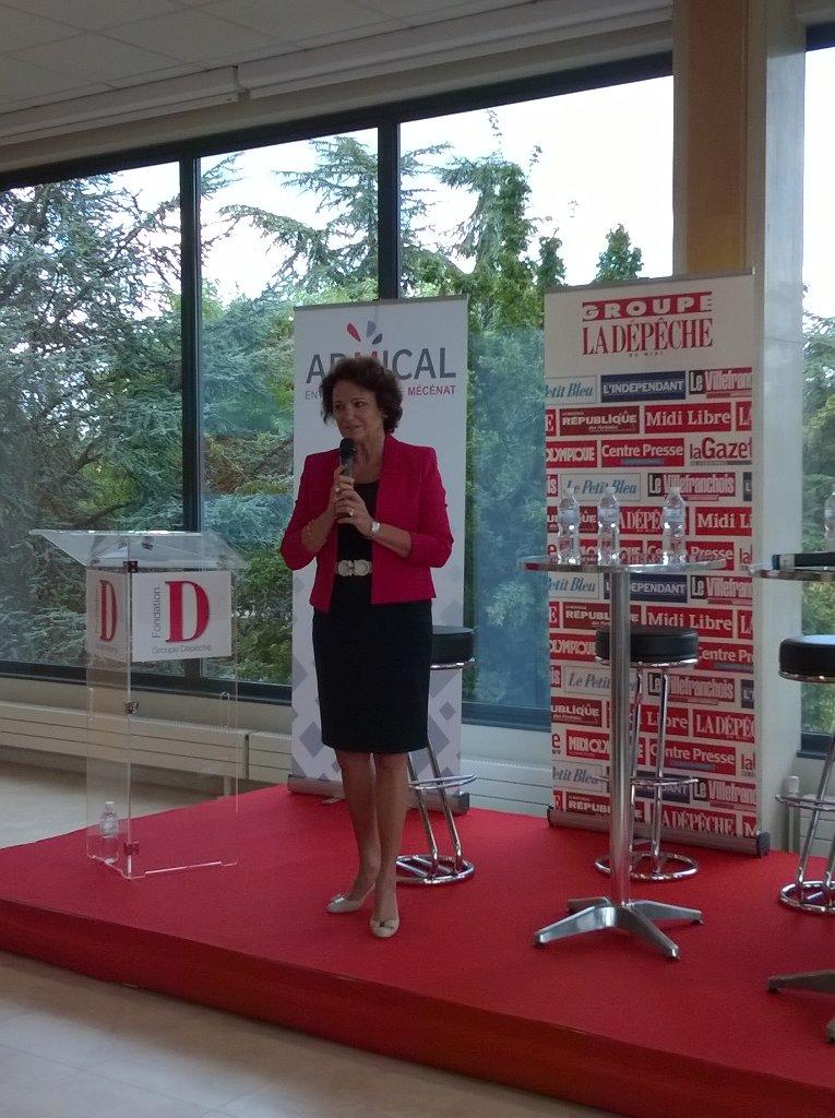 C est parti pour le #TDFmecene #Toulouse @ADMICAL avec la @ladepeche https://t.co/PycxB6o4IJ