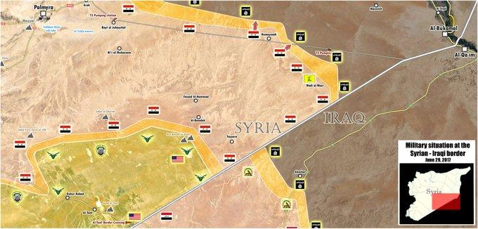 Syrian War: News #14 - Page 7 DDgNeiTW0AIDvk3