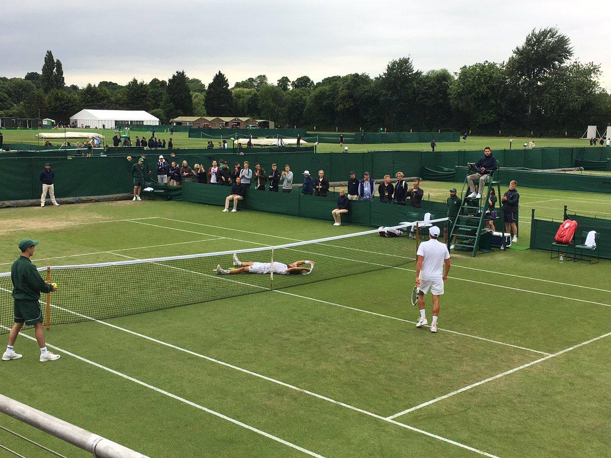 Tennis Wimbledon: Travaglia e Bolelli superano le qualificazioni a Londra