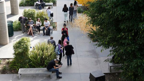 Study Finds Nearly 1 In 5 College >> Los Angeles Times On Twitter 1 In 5 L A Community College