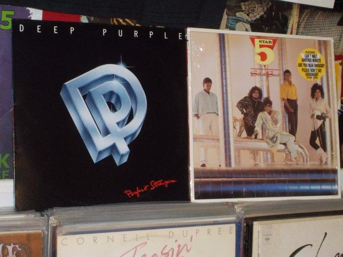 Happy Birthday to Ian Paice of Deep Purple & Stedman Pearson of Five Star