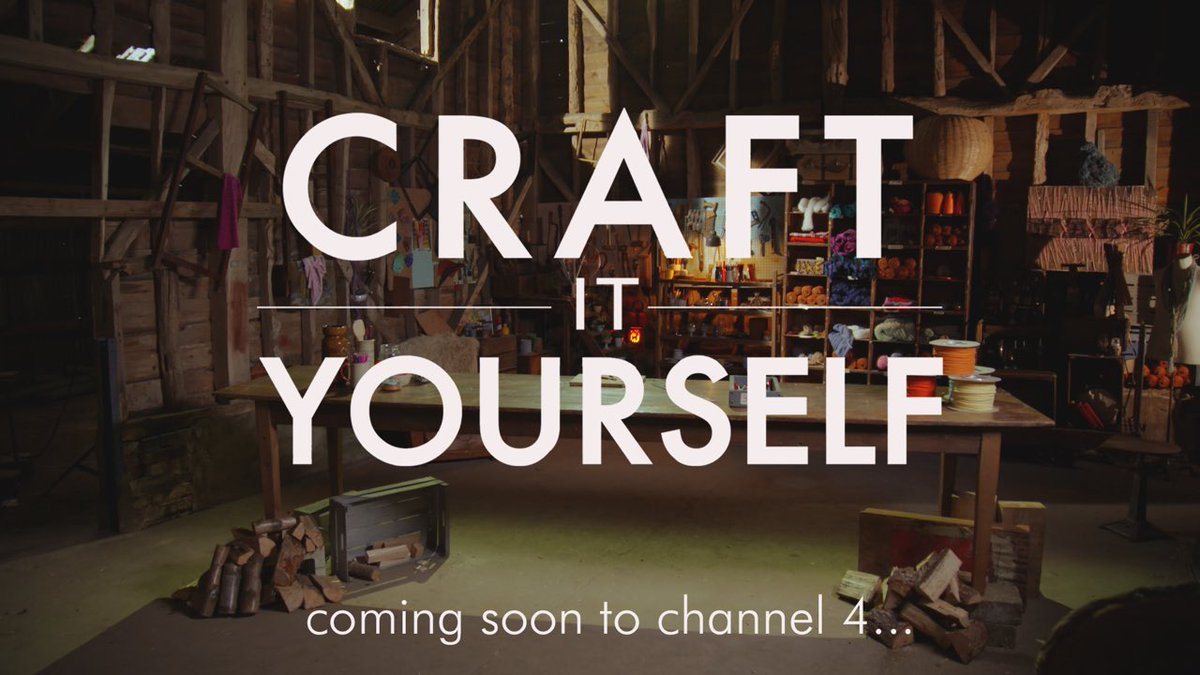 Ant Anstead on Twitter Pls RT All new Craft show coming to